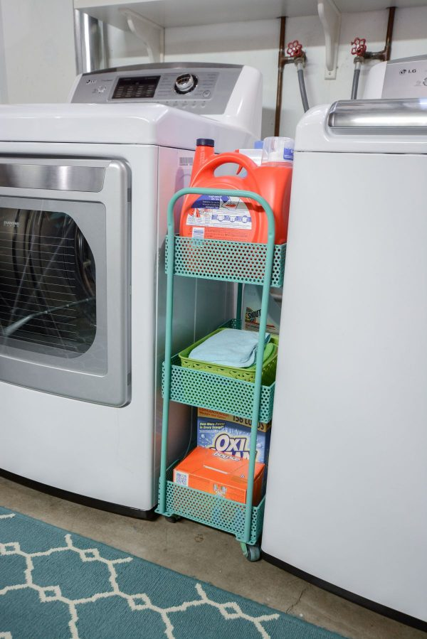 15 maneras de organizar la lavander a - Organizar limpieza casa ...