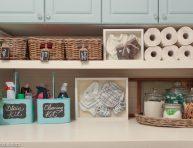 imagen 15 maneras de organizar la lavandería