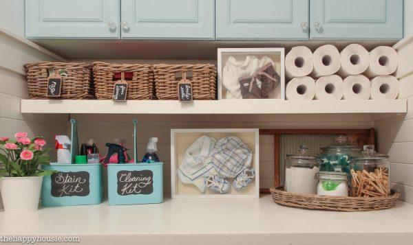 15-maneras-de-organizar-tu-cuarto-de-lavado-15 | Guía para Decorar
