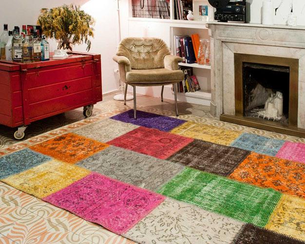 Decorar tu casa con alfombras artesanales y personalizadas - Decorar con alfombras ...