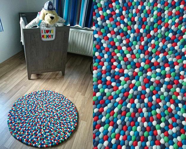 Decorar tu casa con alfombras artesanales y personalizadas for Decoracion de casas hechas a mano