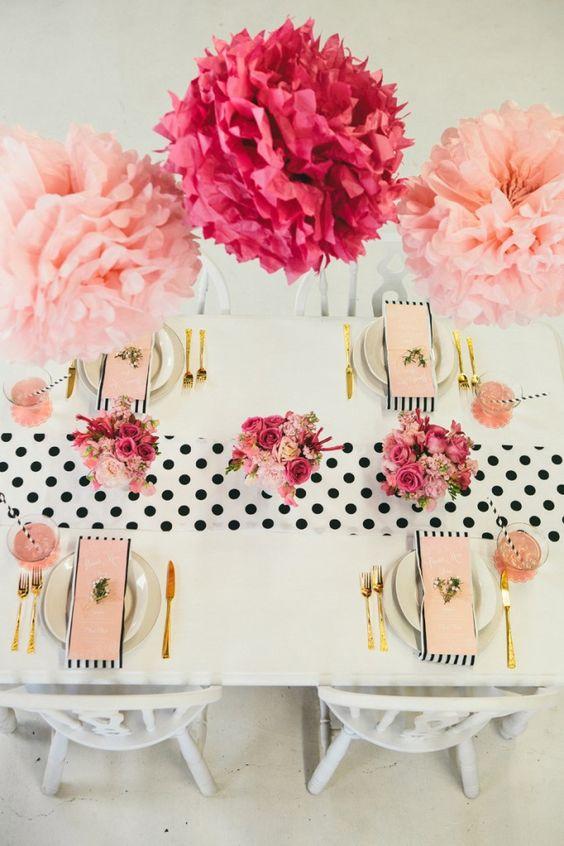 Ideas para decorar tu mesa para el d a de la madre for Decoracion para el dia de la madre