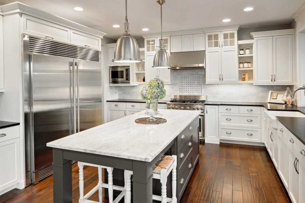 Ideas de encimeras de granito para la cocina - Remates encimeras cocinas ...