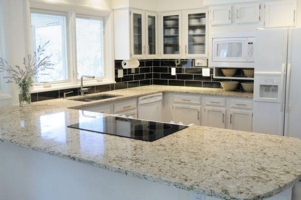 Ideas de encimeras de granito para la cocina
