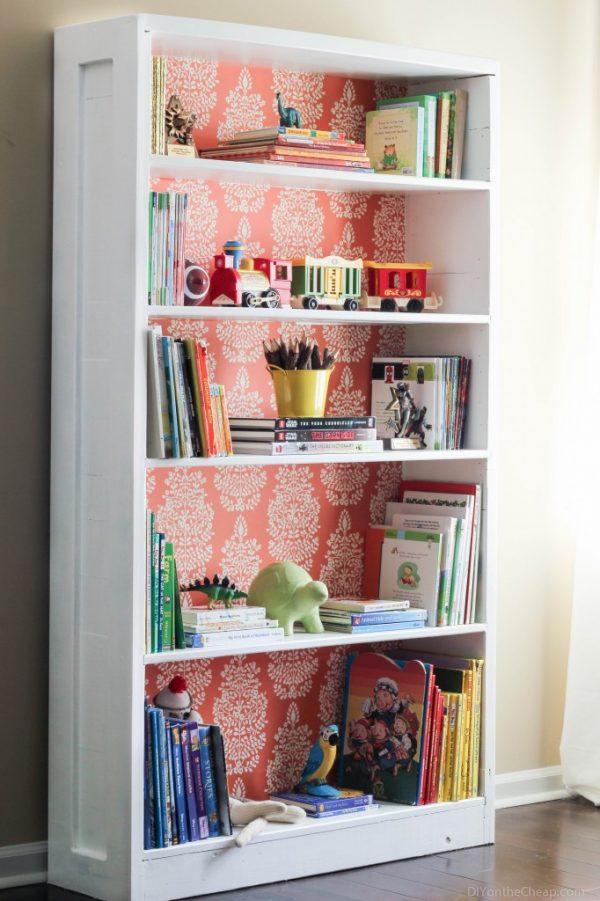 Ideas diy creativas con papel pintado para toda la casa - La casa del papel pintado ...