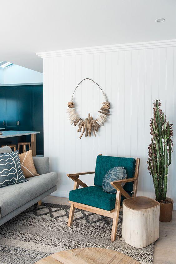 17-ideas-frescas-para-decorar-una-casa-en-la-playa-16   Guía para ...