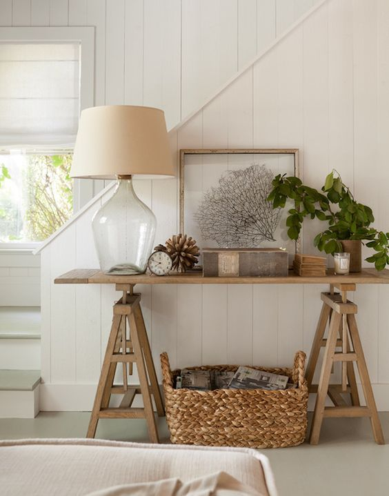 se pueden usar las cestas en cualquier parte de la casa tanto en reas privadas como en zonas comunes desde el recibidor como vemos aqu hasta el mismo