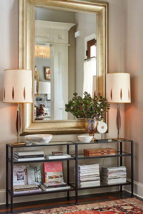 Decora tu recibidor con espejos grandes 07 gu a para decorar for Espejo grande recibidor