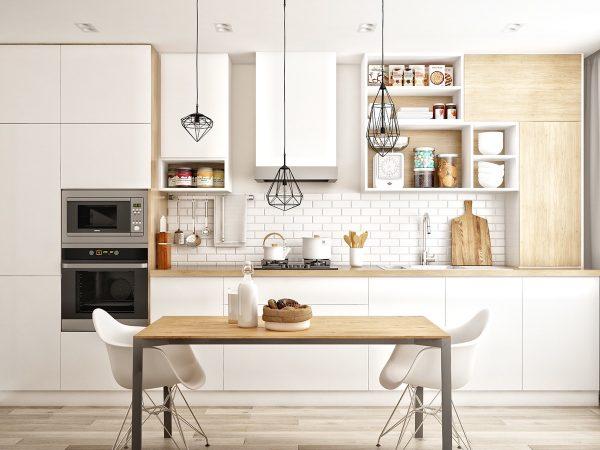 Ideas e inspiraci n para una cocina en estilo n rdico for Casas estilo nordico