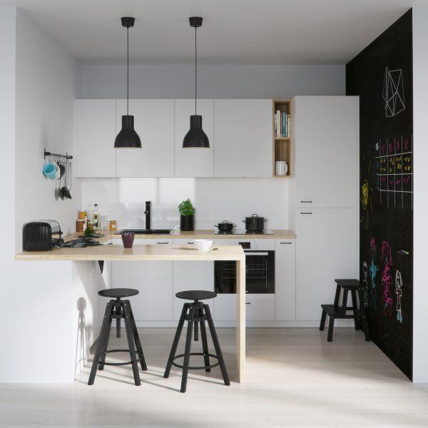 Ideas e inspiración para una cocina en estilo nórdico