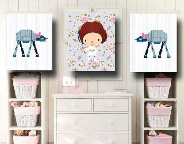 Ideas para decorar las paredes de la habitaci n de tu beb - Cosas para decorar la habitacion ...