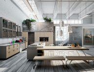 imagen 19 cocinas de estilo industrial para sorprenderse