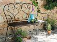 imagen 18 ideas para elegir el banco de jardín ideal