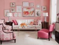 imagen 7 ideas en color rosa para renovar tu decoración