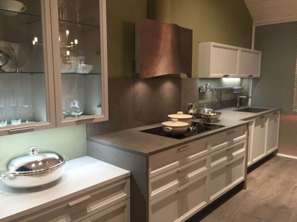 Ideas de armarios de cocina con puertas de cristal for Armarios para cocina