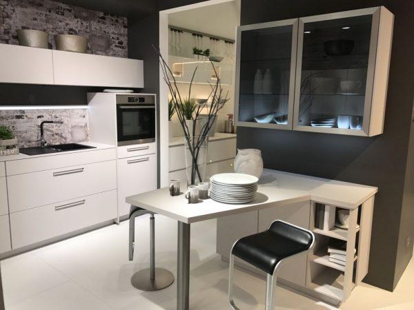 Ideas de armarios de cocina con puertas de cristal - Cocinas con puertas de cristal ...