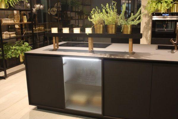 Ideas de armarios de cocina con puertas de cristal - Puertas de cocina de cristal ...