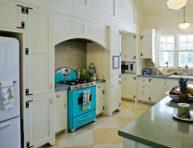 imagen Electrodomésticos retro para decorar la cocina