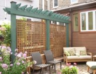 imagen 18 ideas para un jardín o patio más privado