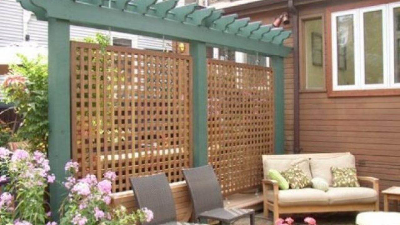 18 Ideas Para Un Jardin O Patio Mas Privado