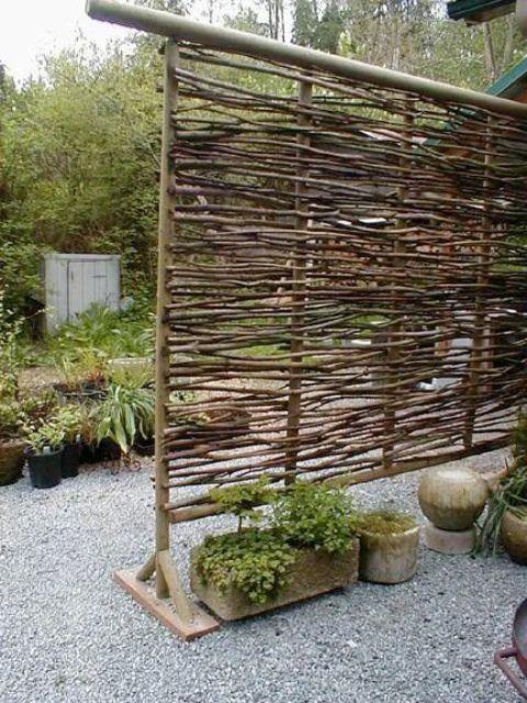 18 ideas para un jardín o patio más privado