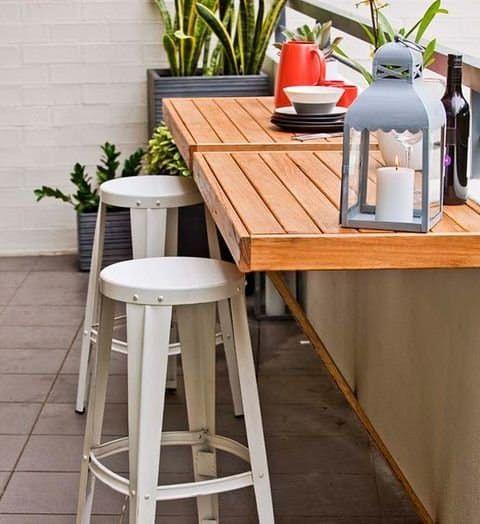18 muebles plegables para exterior