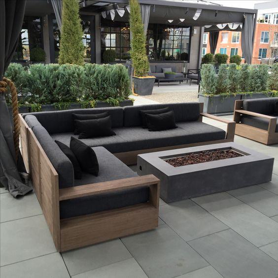 18 sof s de exterior - Sofas para exterior ...