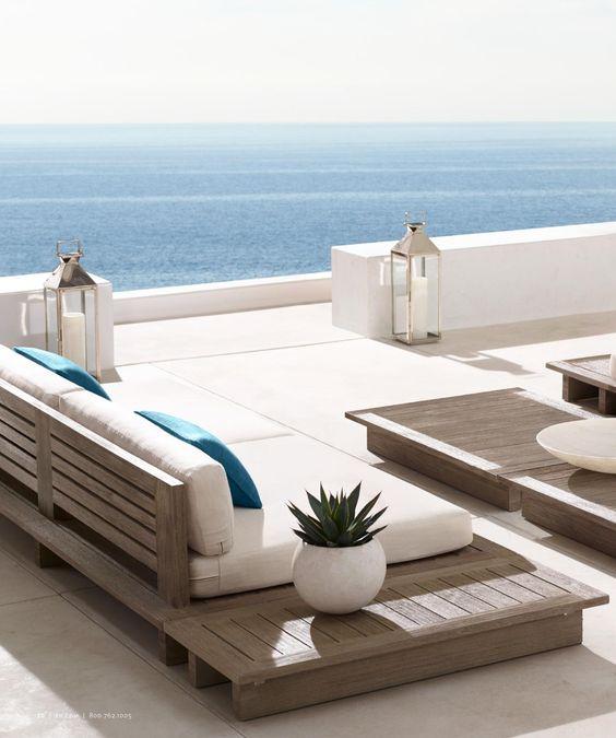 18 sofas de exterior 17 gu a para decorar for Sofas para exterior