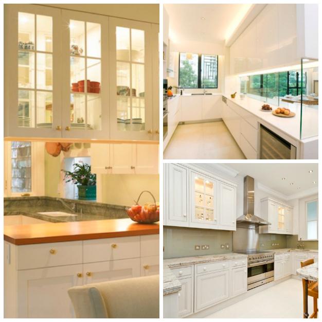 5 ideas para decorar la cocina con vidrio y cristal - Ideas para decorar la cocina ...