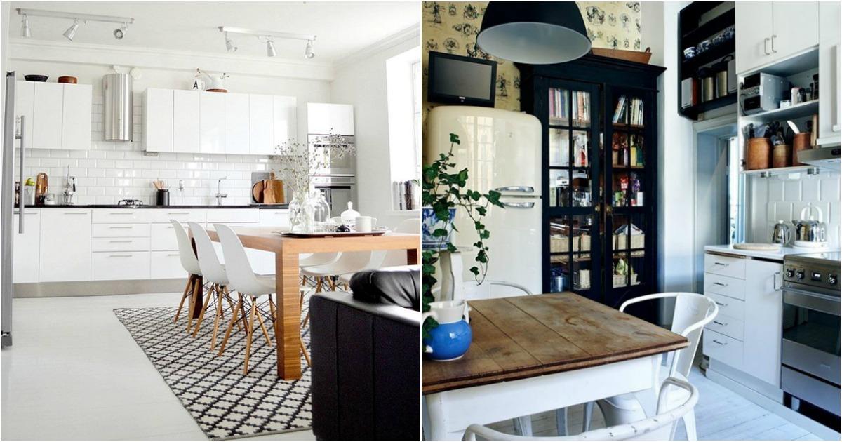 Elementos clave de una cocina de estilo n rdico - Cocinas estilo nordico ...