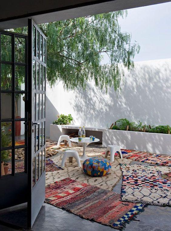 Decora tu terraza en estilo boho marroqui 05 gu a para - Decora tu terraza ...