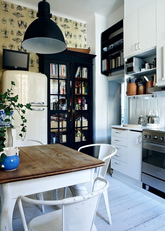 Elementos clave de una cocina nordica 10 gu a para decorar for Elementos cocina
