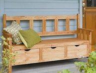 imagen Mobiliario de almacenamiento para exterior