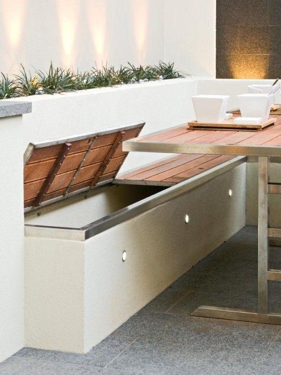 Mobiliario de almacenamiento para exterior for Muebles de almacenaje para exterior