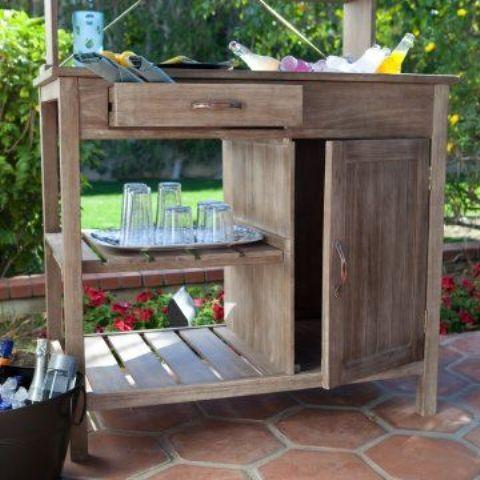 Mobiliario de almacenamiento para exterior - Arcon exterior ikea ...