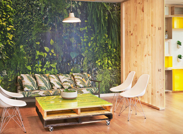 Muebles modernos hechos con madera de palet 03 gu a para - Muebles hechos con pale ...