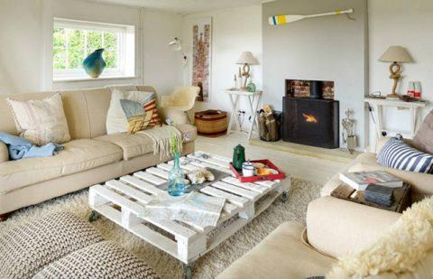 Muebles modernos hechos con madera de palet 05 gu a para - Muebles hechos con pale ...