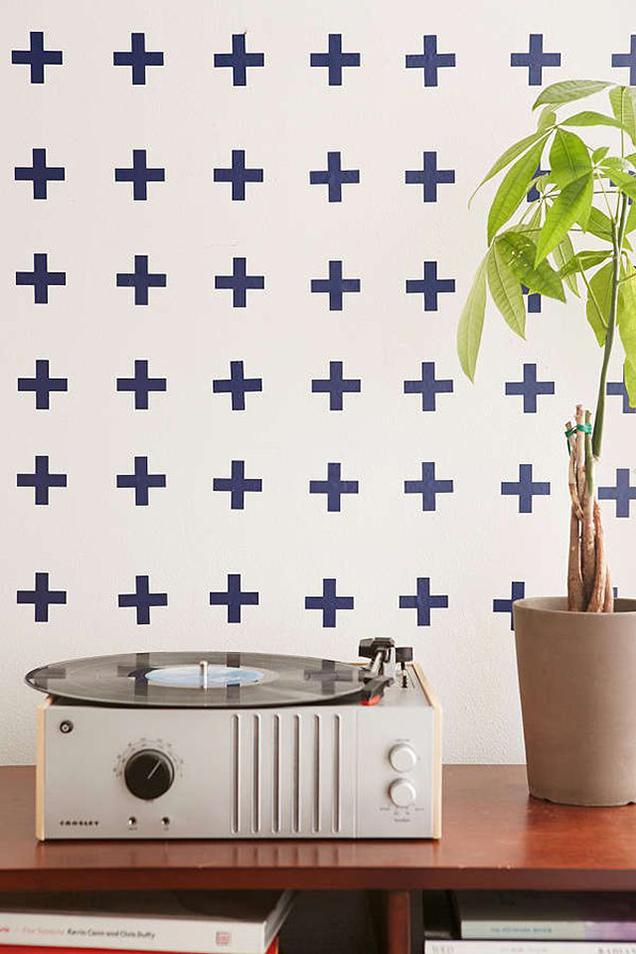 13 maneras de decorar las paredes del ba o - Pegatinas para las paredes ...
