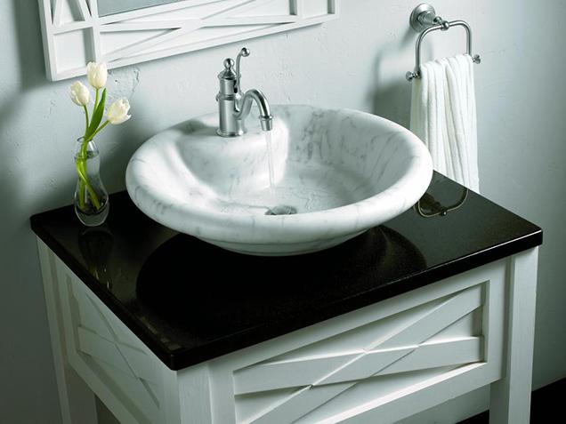 Mesa Para Lavabos Modernos.20 Lavabos Hechos Con Materiales Reciclados