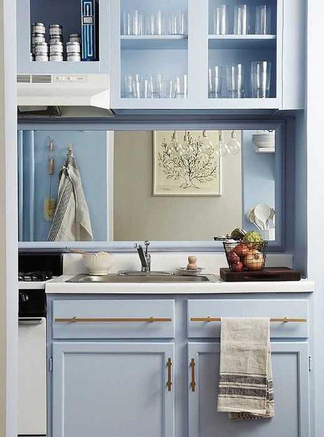 9 ideas para decorar la cocina de una vivienda en alquiler for Ideas para decorar la cocina
