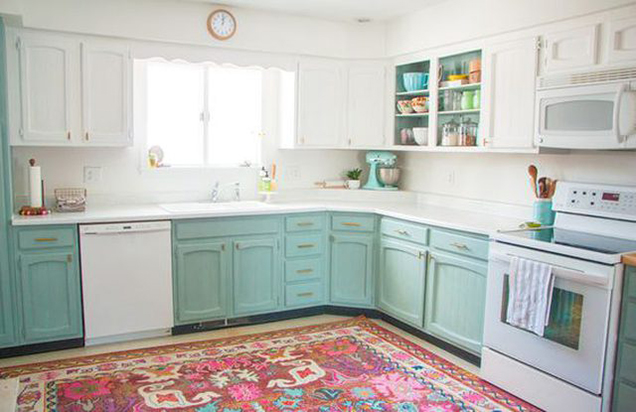 9 ideas para decorar la cocina de una vivienda en alquiler - Como poner un piso en alquiler ...
