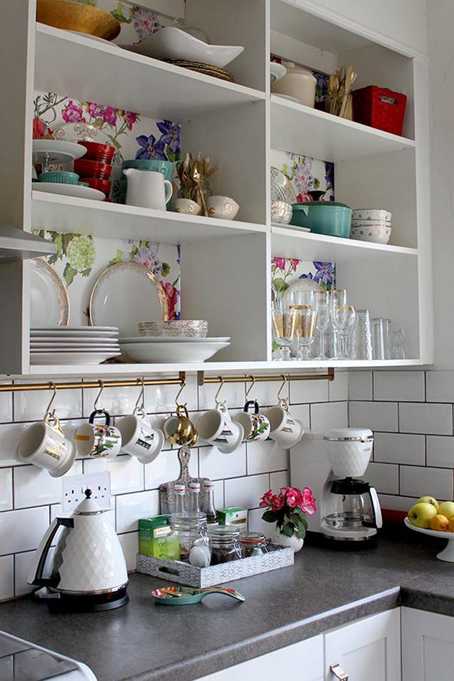 9 ideas para decorar la cocina de una vivienda en alquiler - Ideas para la cocina ...