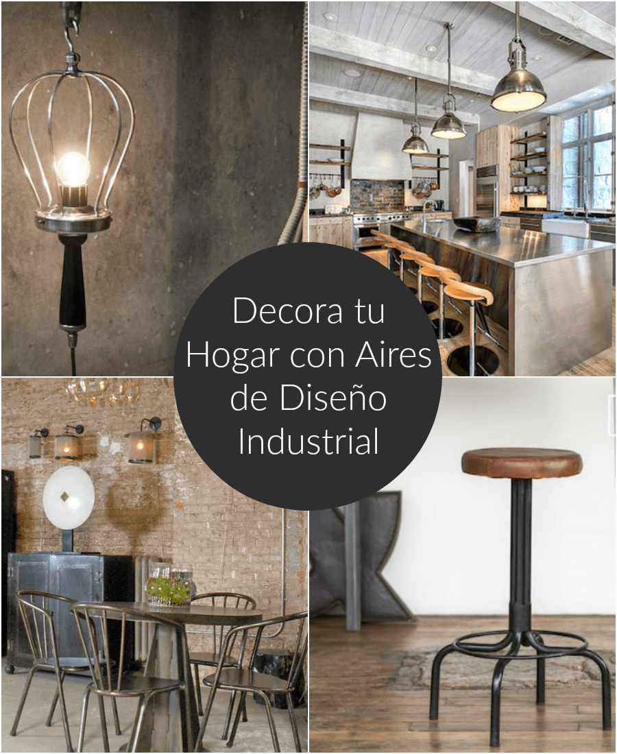 Gu a para decorar decoraci n de interiores ideas y for Diseno industrial casas