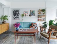 imagen Decorar tu nuevo hogar con tus viejos muebles