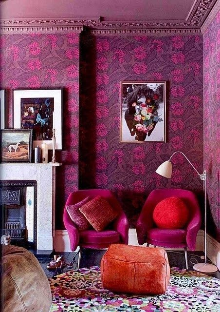 Ideas Para Decorar Tu Casa En Color Morado
