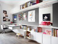 imagen Ideas para crear una zona de estudio para tus hijos