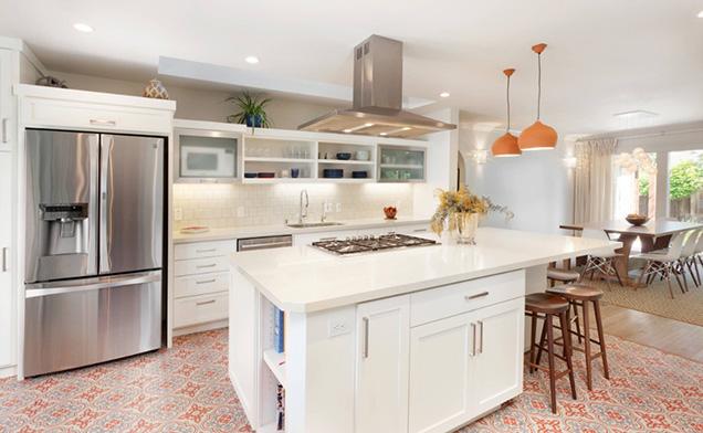 Tendencias en decoraci n de cocinas 2017 - Cocinas actuales fotos ...