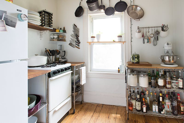 10 Cocinas Pequenas Pero Muy Bien Aprovechadas