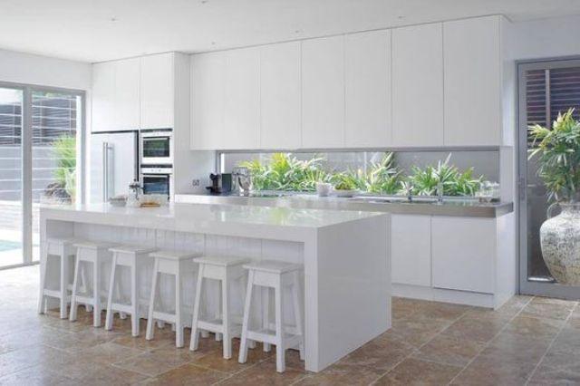 15 ventanas salpicadero de cocina - Salpicadero cocina ...