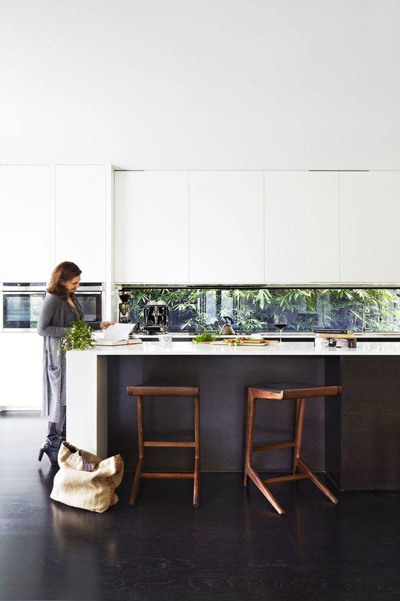 Ventanas para cocina cheap cortinas o estores para cocina - Salpicadero cocina ikea ...